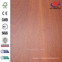 2440 mm x 1220 mm x 8 mm Panneau de joint de doigt UV haute qualité CE Malaysia UV