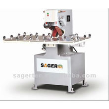 Glass belt grinding machines for glass rough edging