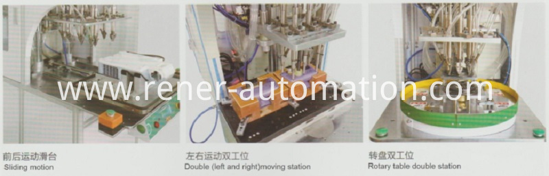 Automatic Screw Driving Machine A