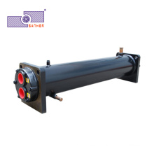 China Shell and Tube Type Sea Water Cooled Condenser