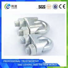 U.S Type Drop Forged Metal Wire Rope Clip Cable Clip