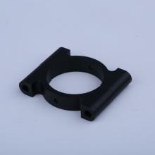 Collier de serrage hydraulique en fibre de carbone en aluminium à tube standard