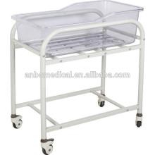 Hot Sale epoxy poder revestido hospital material cama de bebê