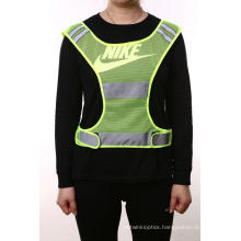 Reflective Mesh Safety Vest for Running