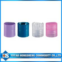 Plastic Water Bottle Sport and Closures Plastic Disc Top Cap
