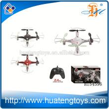 Мини-Drone Nano Quadcopter, 6-осевой GYRO 4-канальный Невероятный Quadrocopter rc четырехцифровой квадрокоптер H154596
