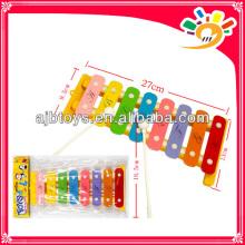 Kinder Regenbogen Klopfen Orgel Musikinstrument Set Spielzeug Für Verkauf