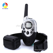 1000M Pet Dog Training Collar Pet Training Collar Dog Trainer Water Resistant Rechargeable LCD Remote Electric Shock Dog Control