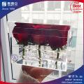 High Transparent Acrylic Flowers Box/Wholesale Clear Acrylic Flowers Box