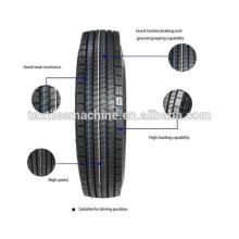 China hizo la fábrica de neumáticos sunfull