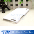 Sublimation Blank Plastic Phone Cases Using for Heat Press Machine
