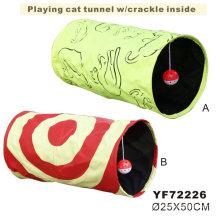 Túnel caliente divertido del gato (YF72226)
