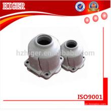 Tubo hueco redondo de aluminio