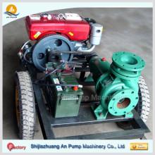 Pompe à turbine à eau diesel