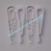 Garment Accessories Plastic Alligator Shirt Packing Clip