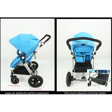 2015 baby buggy stroller city select baby pram with high quality