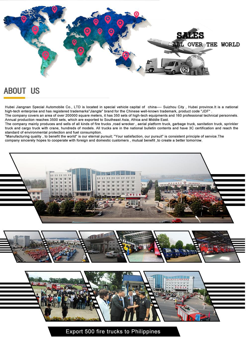Truck supplier introduction
