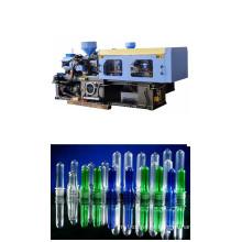 Máquina de plástico para produção de pré-formas de garrafas PET