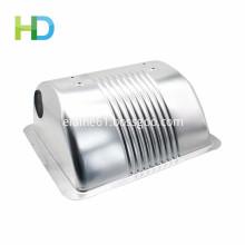 Concise style parabolic street solar light reflector