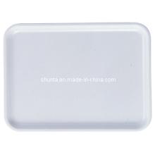 Vaisselle de mélamine de 100% - plateau d'approvisionnement d'hôtel / vaisselle de première catégorie (QQ9013)