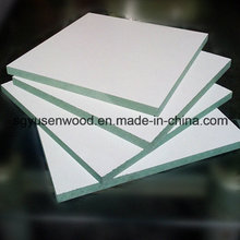 Moistureproof MDF Green MDF Board