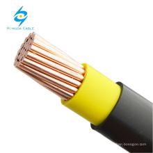 Cabo de cobre de alta qualidade 600volts do PVC do CU XLPE do núcleo único 300mm2