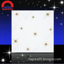 Waterproof aluminum metal ceiling tiles