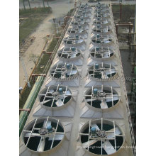 Counter Flow Square Cooling Tower JFT-2000UL