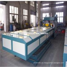 Máquina de zócalo de la máquina de Belling del tubo del PVC