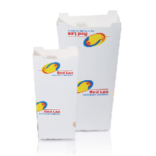 Snack Box Papier Take Away Lebensmittel-Box Lebensmittel-Container, Kuchen Verpackung Boxen