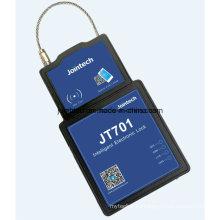 Trailer Lock GPS Tracker Jt701 con tiempo de espera largo