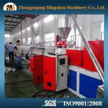 Tubulação plástica da água do PVC Maquinaria / linha de produção / fazendo a linha