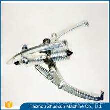 Cabrestantes eléctricos separables de la moda para el tirador hidráulico del engranaje de tres garras del alzamiento