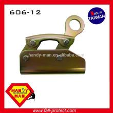606-12 Für synthetische rops stahl 12mm komponenten fallarrest system rop greifer
