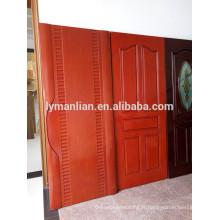Moulure de bois prix usine conception portes en bois