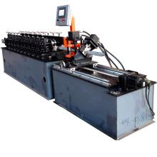 Kaltgewalzte u-Bolzen-Metallprofil-Rolle der hohen Geschwindigkeit, die Maschine bildet