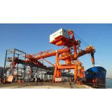 1600t / H Mobile Ship Loader com SGS