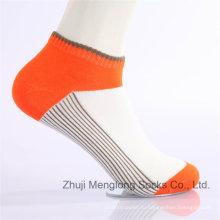 Хорошее качество Мода Глядя Молодые люди Низкий Вырезать Спорт носки
