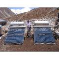 Splite Heatpipe Solar Thermal Heating Collector