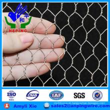 Galvanizado, hexagonal, fio, rede, galinha, malha