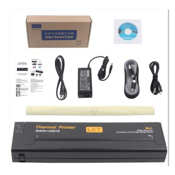 Neuer USB-Tätowierungs-Schablonen-Kopierer, Tätowierungs-thermischer Kopierer, Schablone Kopierer-Maschine gute Qualität