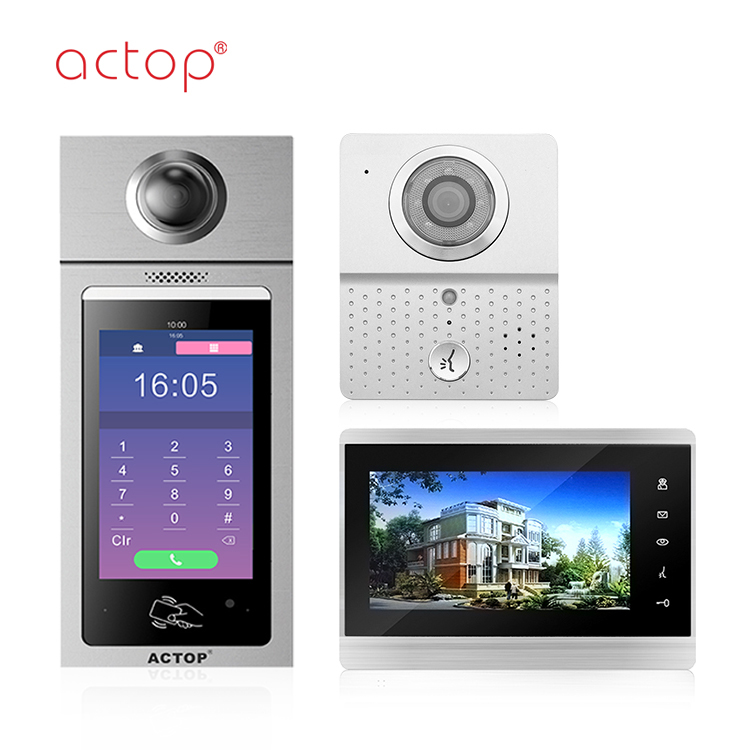 Ip Door Video Intercom System