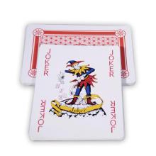 Cartão de jogo de papel especial do jogo de mesa do produto