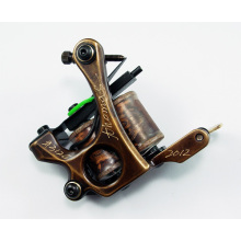 Brass Carving Tattoo Machine Guns