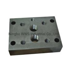 Parker Hydraulic Manifold Block Sub Plate Model# Spr6V6