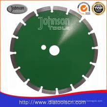 Cuchillas de diamante: hoja de corte de diamante de 230 mm para hormigón verde