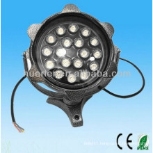 AC100-240V waterproof ip65 12w 18w RGB led flood light
