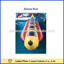 Bananenboot-PVC-Plane