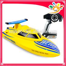 WL 2014 NEW COMING 2.4G rc bateaux à grande vitesse rc jet boats à vendre