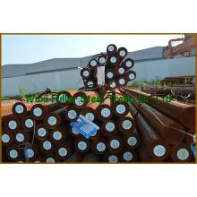Barra de aço carbono forjada por grau S45c 1045